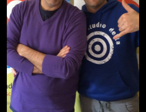 Sanremo 2014 – Frankie Hi-Nrg & Jurymaru