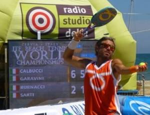 Mondiali Beach Tennis 2014 Calbucci