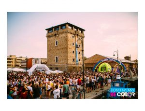Be Color Cervia 2016