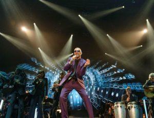 George Michael: il produttore Naughty Boy al lavoro su una delle sue ultime incisioni