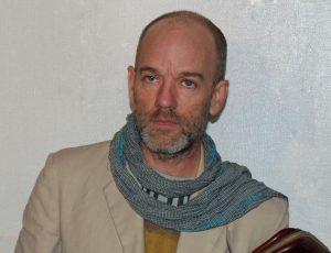 Michael Stipe al lavoro su un libro fotografico autobiografico