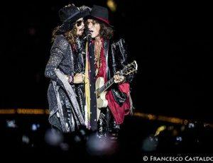 Aerosmith, parla Joe Perry: 'Sicuramente un altro album, se non due'