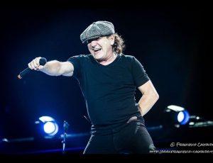 AC/DC: Brian Johnson torna a cantare dal vivo (insieme a Robert Plant e Paul Rodgers)