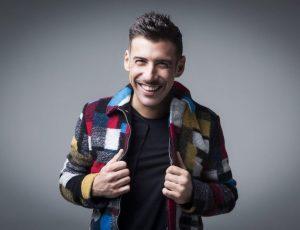 Eurovision, Gabbani nella prima metà della finale