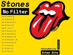 Rolling Stones a Lucca: le informazioni sui bigliett