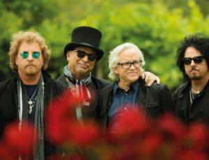 Concerti, Toto: due live italiani nel marzo 2018 per celebrare i 40 anni di carriera