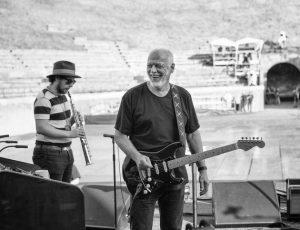 David Gilmour a Pompei (nei cinema dal 13 settembre)