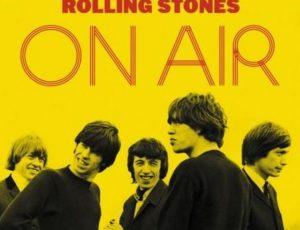 Rolling Stones: il primo dicembre esce la raccolta di live in studio 'On Air'