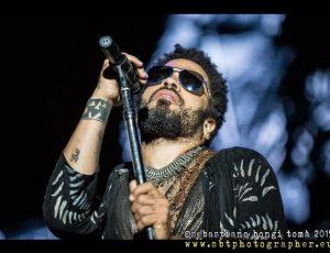 Lenny Kravitz, due concerti in Italia a luglio
