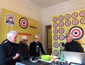 Sanremo 2018 Decibel e Giampi