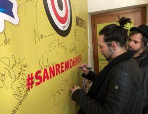 Sanremo 2018 Le Vibrazioni