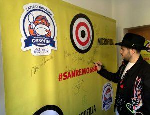 Sanremo 2018  Renzo Rubino