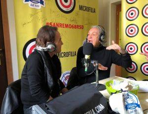 Sanremo 2018 Roby Facchinetti Riccardo Fogli