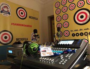 Sanremo 2018 Lo Studio