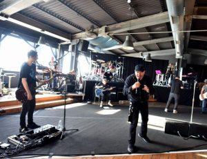 Vasco Rossi: alla prova generale il debutto dal vivo del bassista che sostituisce Claudio Golinelli