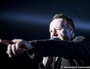 Jim Kerr, voce e spirito dei Simple Minds