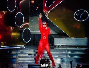 """Katy Perry si prende una pausa: 'Sento di aver fatto un sacco di cose, ho deciso di rilassarmi un po"""""""