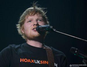 Ed Sheeran: è suo il tour che ha incassato di più nel 2018 – GUARDA LA CLASSIFICA