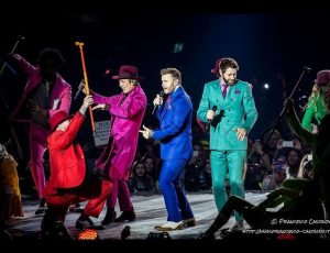Take That: reunion con Robbie Williams per una sera ad X Factor