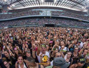 Milano, c'è chi non vuole i concerti al nuovo stadio