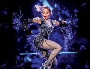 Madonna, il riscaldamento hot prima del concerto