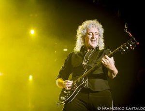 Brian May ai fan dei Queen: 'Attenti al merchandise non autorizzato'