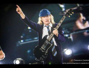 AC/DC, nuovo record di vendite per 'Back in Black'