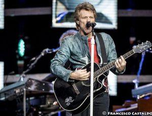 Bon Jovi, nuovo album e tour con Bryan Adams