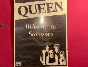 La prima volta dei Queen in Italia: a Sanremo, in playback