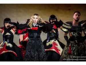 Madonna: dopo lo stop, il tour riparte dall'Europa. E diventa un dvd