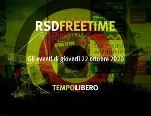 FreeTime del 22/10/2020